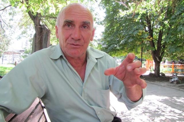 Петр Данилюк