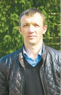 Роман Греднев,  директор школы села Варыпаево Пензенского района