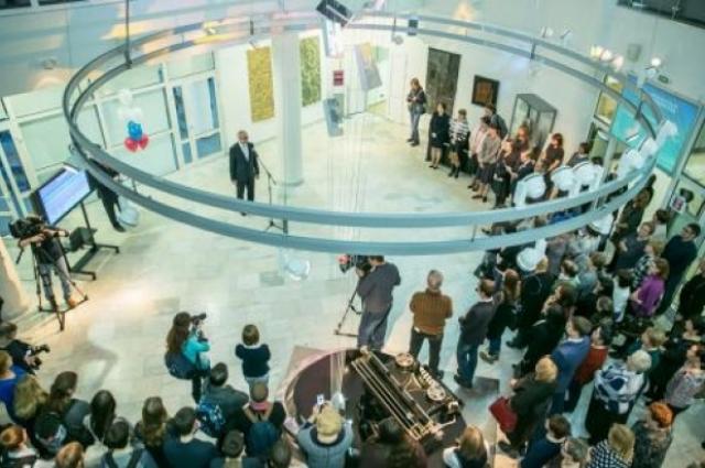 Открытие центра доступа к ресурсам Президентской библиотеки