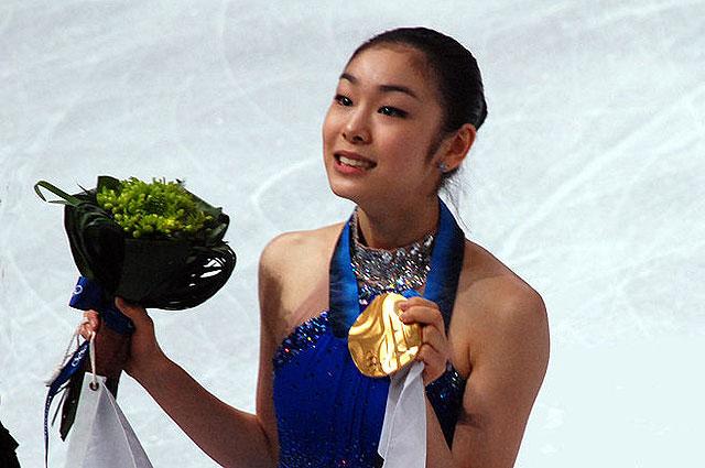 Ким Ен А с золотом Ванкувера, 2010 год
