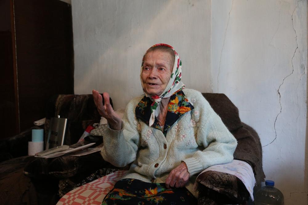 Валентина Фоминична вспоминает, что нечеловеческим условиям ее жизни возмущались даже приезжие потомки немцев, которые строили барак.