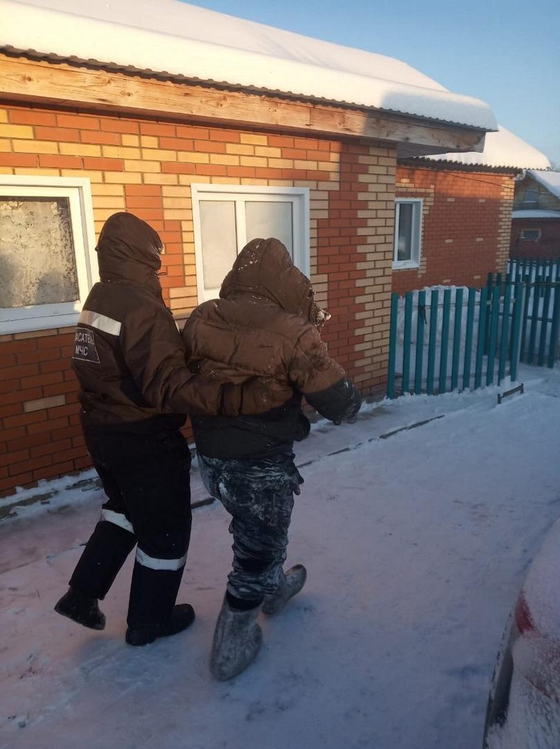 Пропавший мужчина из села Ядыгерь найден с признаками сильного обморожения