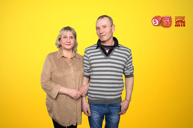 Наталья Новоселова и Аркадий Филлипов.