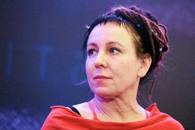Ольга Токарчук.