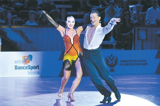 Ш.-Г. Шмидт и Е. Салихова – обладатели «бронзы» вWDSF GrandSlam Series полатиноамериканской программе.