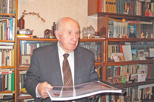 Георгий Лаппо сейчас работает над книгой «Города в пространстве России».