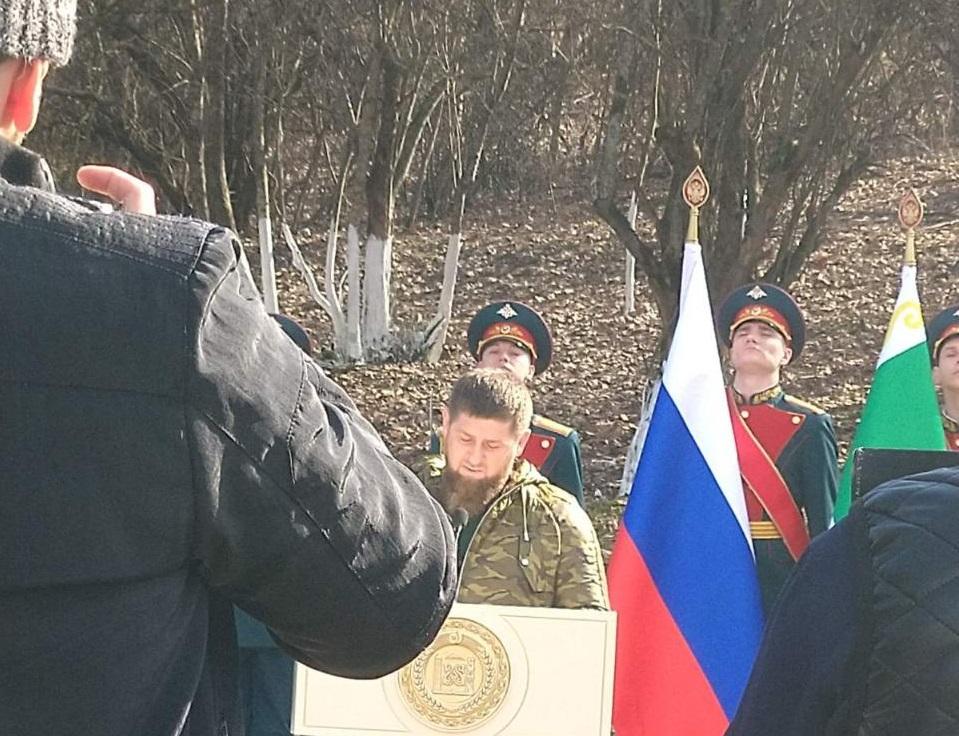 20-летие памяти подвига десантников 6 роты