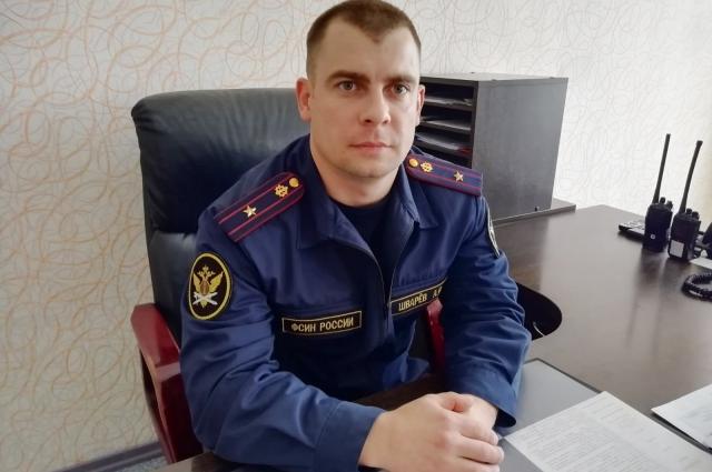 Майору внутренней службы Андрею Швареву 32 года.