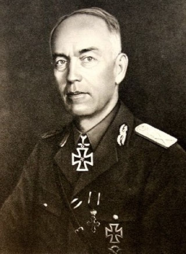 Кондукэтор Румынии маршал Ион Антонеску