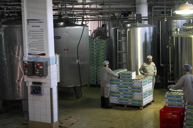 Пищевая промышленность, молокозавод