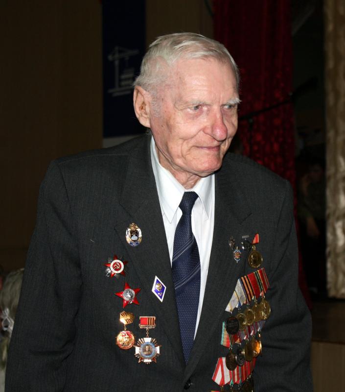 ветеран, Вадим Терновой