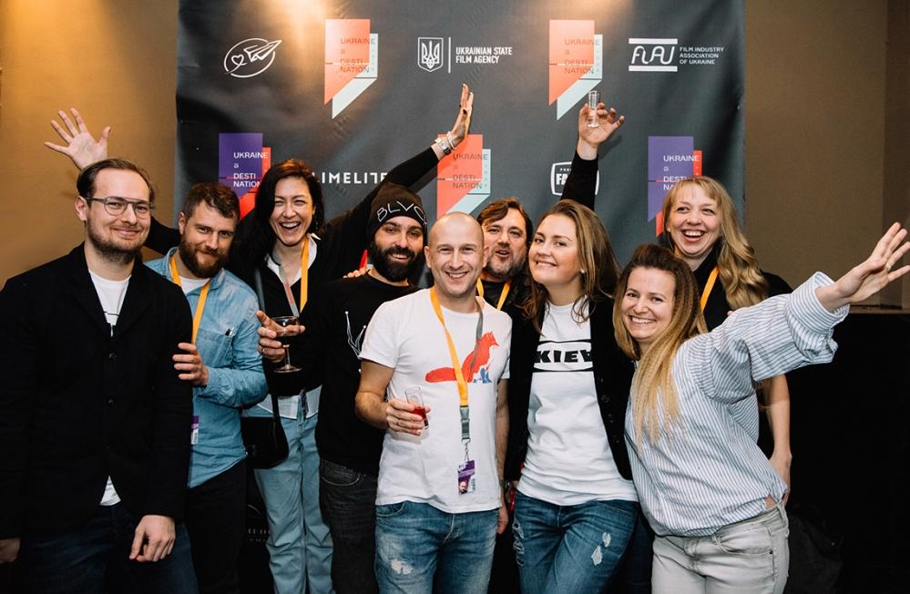 Украинские продюсеры – учредители Ассоциации киноиндустрии Украины