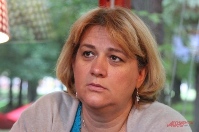 Эвелина Маштакова.