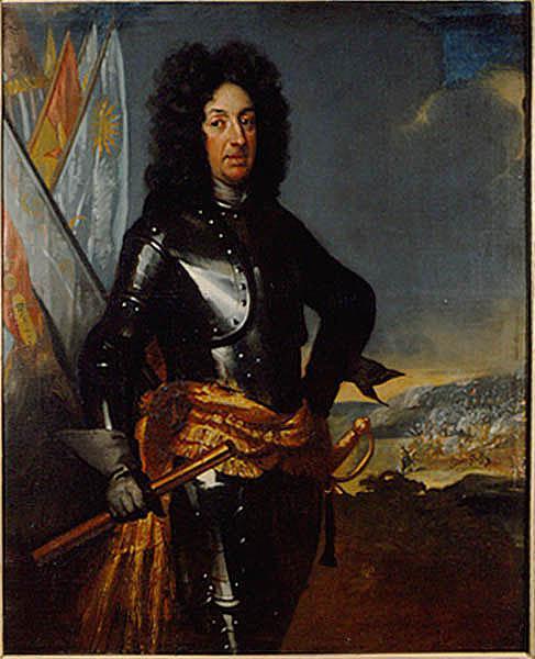 Адам Людвиг Левенгаупт.