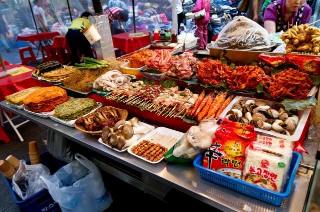Пекин удивляет необычной едой и менталитетом местных жителей.