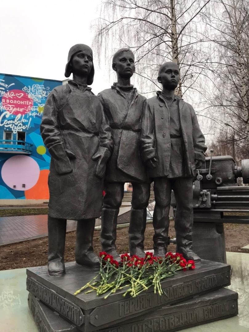 Оружейники Удмуртии в Ижевске