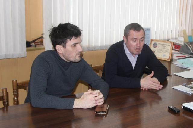 Андрей Бекиров, Андрей Гаврин.