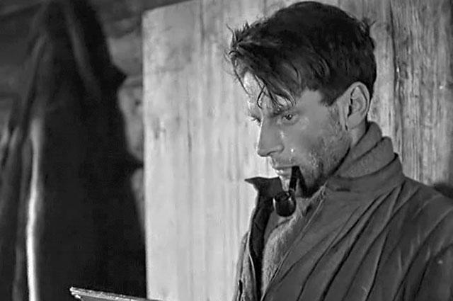 Кадр из фильма «Семеро смелых» (1936)