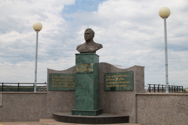 Памятник поэту – Герою Советского Союза Мусе Джалилю