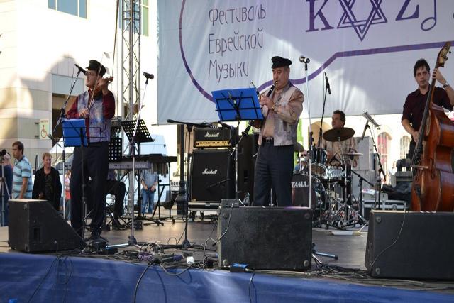 фестиваль еврейской музыки