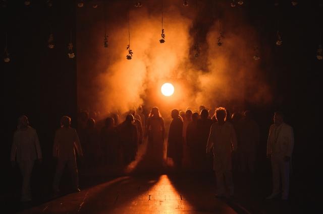 В Пермском театре оперы и балета состоялась последняя премьера сезона – опера Чайковского «Иоланта».