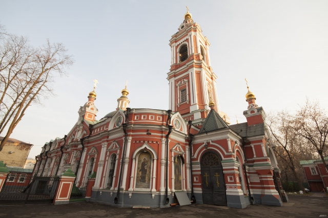 Церковь Пимена Великого