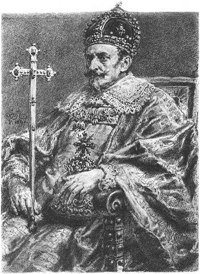 Сигизмунд III Ваза.