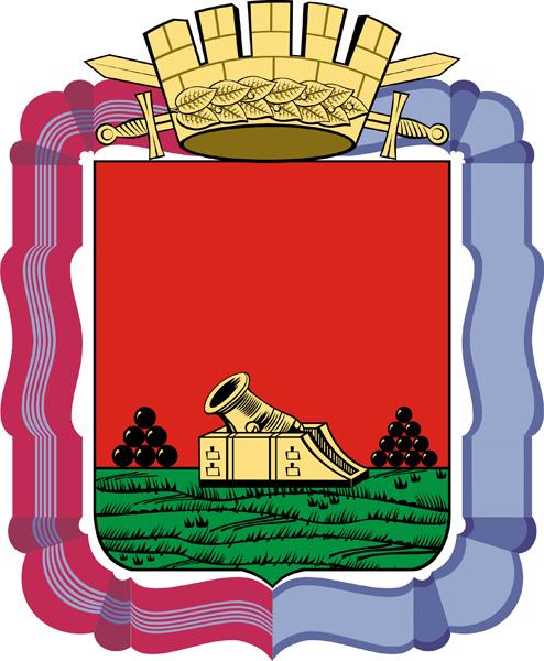 Вариант нового герба Брянска.