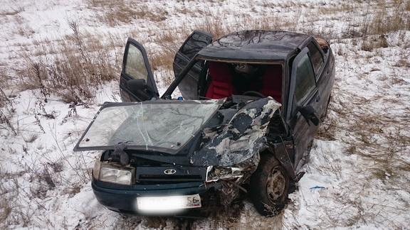Пять человек пострадали в результате лобового ДТП в Октябрьском районе