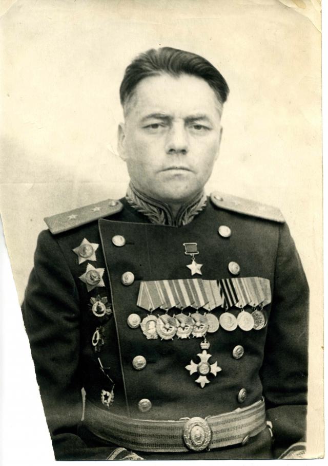 Сафиуллин в 1953 году.