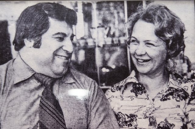 Через много лет после свадьбы. Фото: Из личного архива