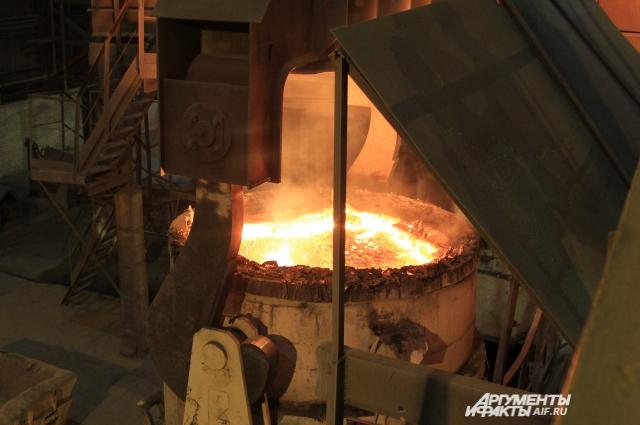 Из-за повышения курса доллара и уменьшения строительного рынка отечественная металлургия переживает не лучшие времена.