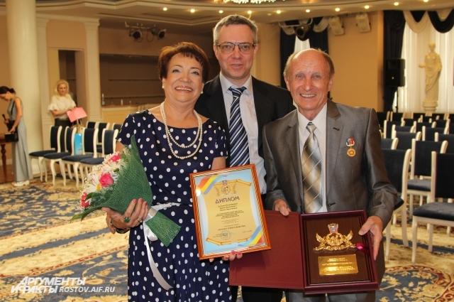 Родители передали свою любовь сыну Вадиму, продолжателю семейных  традиций.