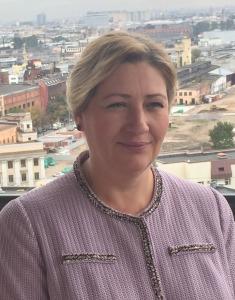 Юлия Киселёва.