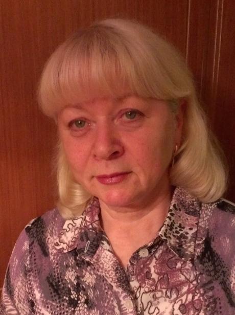 Ирина Волкова.