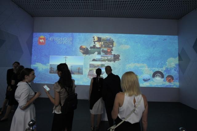 В рамках тематической недели Челябинской области на выставке в Астане посетители смогли познакомиться с достижениями региона в области экономики, технологий и социальной сферы.
