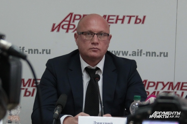Дмитрий Панкратов.