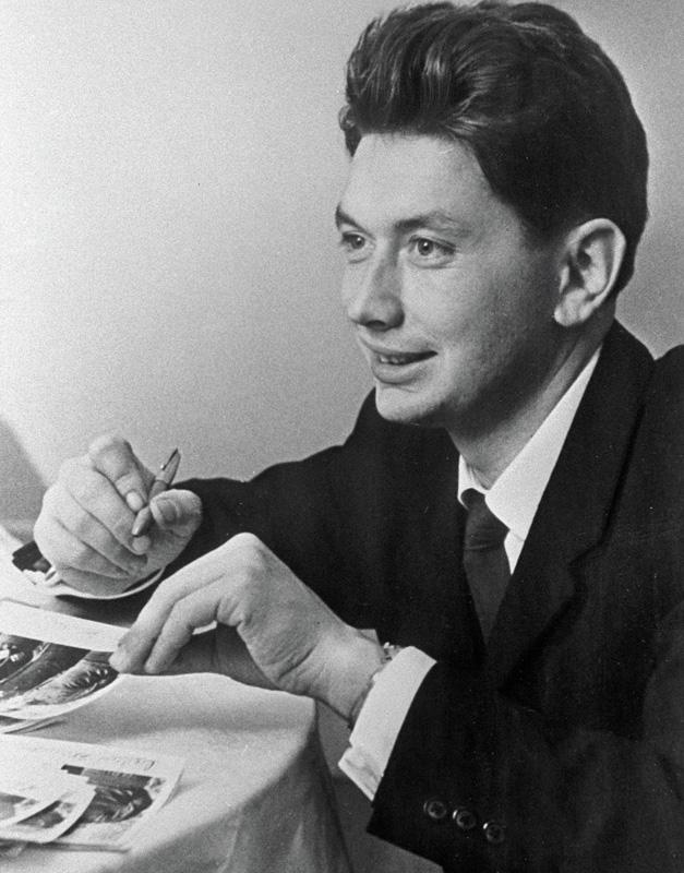 Борис Егоров, 1964 г.