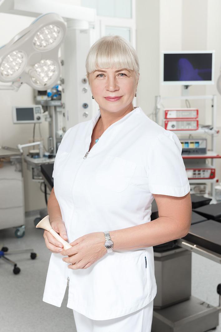 Ирина Буштырёва: у меня был медицинский рекорд, родила двойню моя 57-летняя пациентка.
