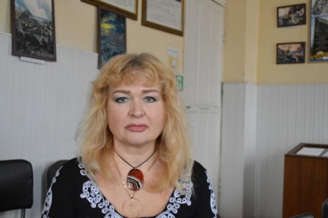 Елена Данильченко