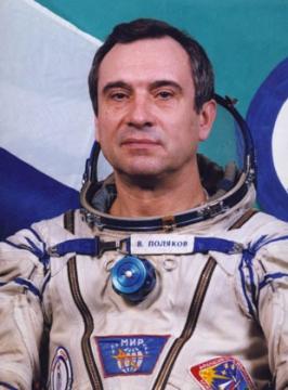 Валерий Поляков покинул отряд космонавтов 1 июня 1995 года
