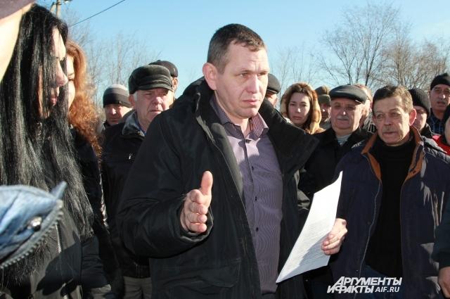 Активист Виктор Кабашов сообщил о находке прокурору области, но ответа из ведомства он ещё не получил.