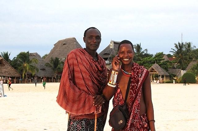 Занзибар, восточная Африка.