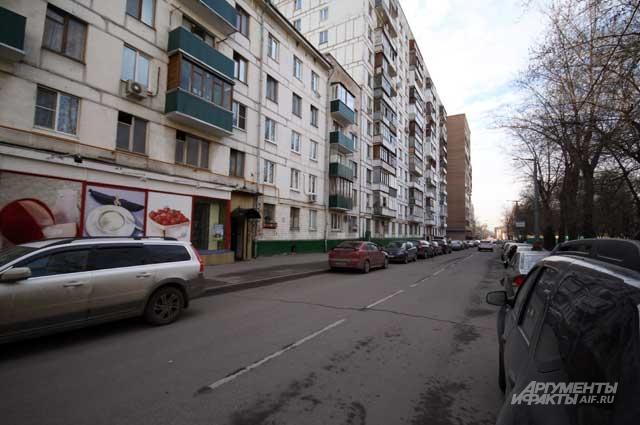 Суворовская улица сегодня