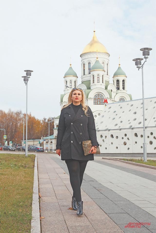 Храм Преподобного Сергия Радонежского имеет мощнейшую энергетику.