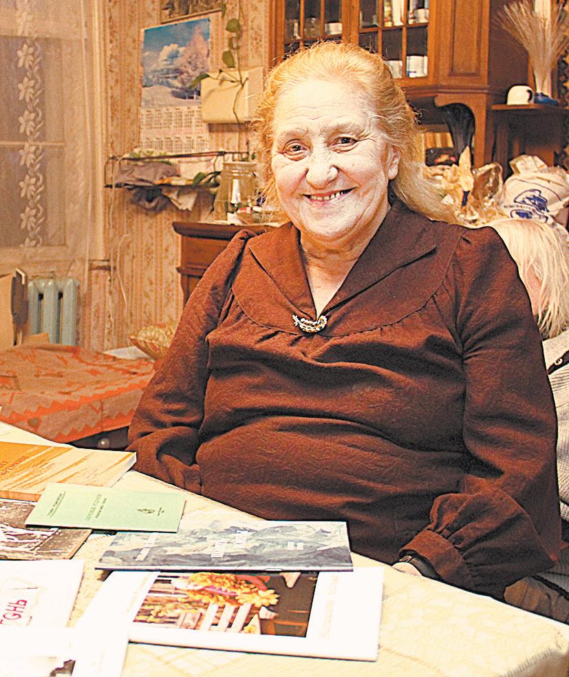 Татьяна Рудыковская.