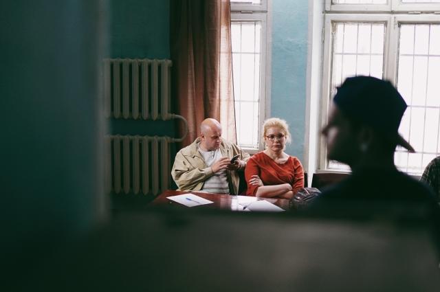 Главные роли исполняют Михаил Пореченков, Мария Шукшина, Мария Миронова и сам режиссер, Влад Фурман.