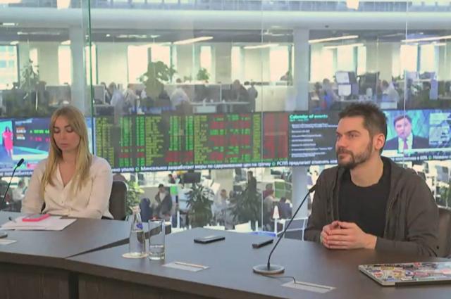 Директор дивизиона «Цифровая платформа» Алексей Круглов