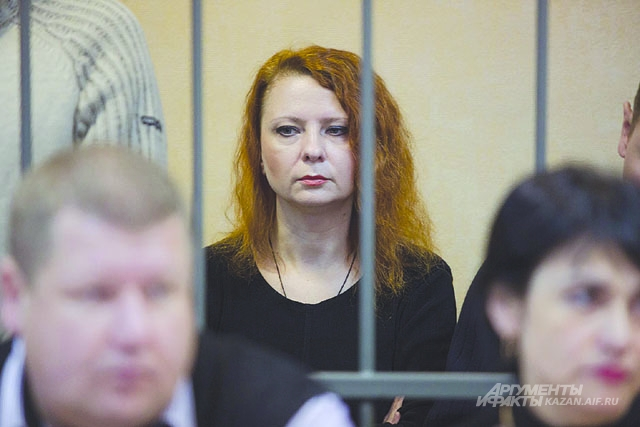 Светлана Инякина вину не признала.