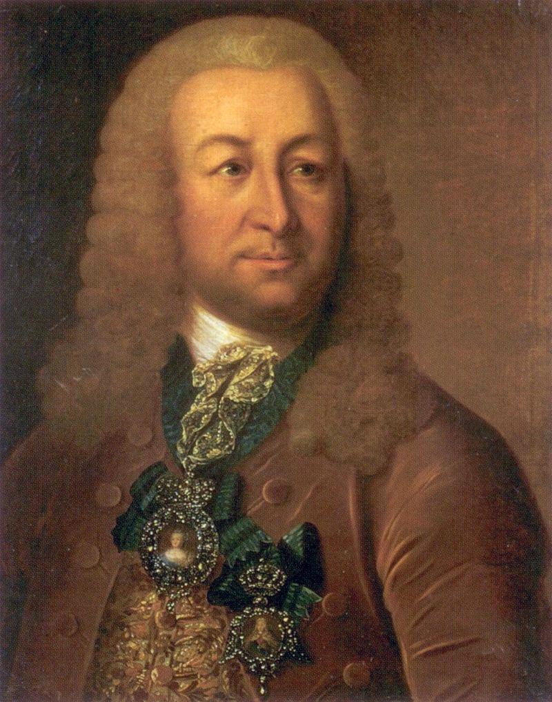 Иоганн Герман Лесток, придворный медик